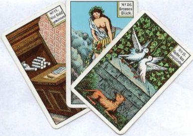 Kipper- & Zigeuner-Karten