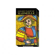 Goldenes Marseille Tarot