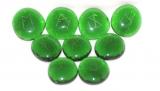 Runen- grün/natur