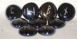 Runen- schwarz/silber