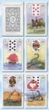 Lenormand- Weiße Eule