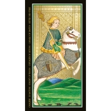 Das goldene Visconti Tarot